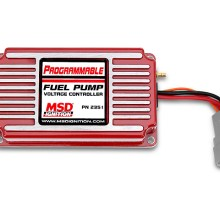 Whipple MSD Fuel Pump Booster