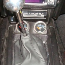 Redline Shift Boot