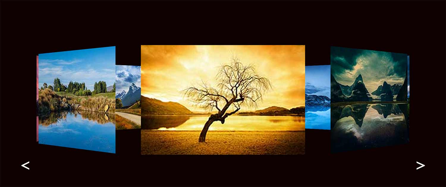 Keyword The New Code Simple Css 3d Carousel Gallery