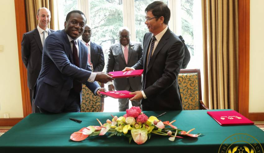 Agreement For Construction Of Tema Lng Terminal Project Signed