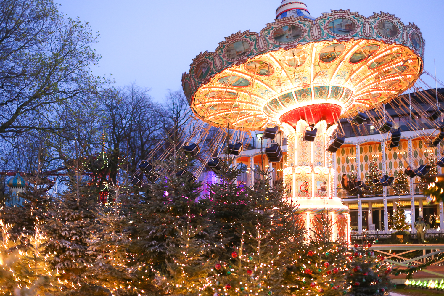 Tivoli Without Rides Lovecph Tips For Visiting Tivoli At Christmas