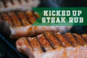 Kicked Up Steak Rub Recipe