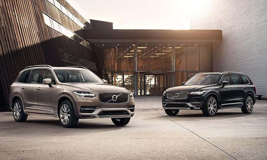 Cars Wallpaper Black Background 2015 Volvo Xc90 Exterior Revealed Looks Tasty The News