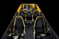 2016 Mercedes-AMG GT S, Cigarette Racing 50 Marauder GT S Concep