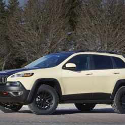 2015 Easter Jeep Safari Concepts | Jeep Cherokee Canyon Trail
