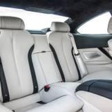 2016 BMW 6 Series Back seat