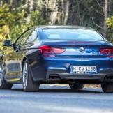 2016 BMW 6 Series Exterior Back