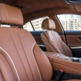 2016 BMW 6 Series Leather Interior