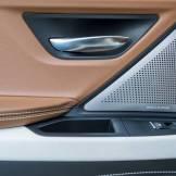 2016 BMW 6 Series Speakers and door handle