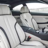 2016 BMW 6 Series White Interior