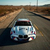 BMW 3.0 CSL Hommage R on road
