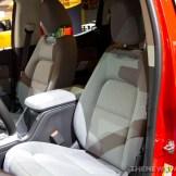 Chevrolet Colorado Interior Seats
