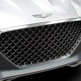 Hyundai Vision G Coupe Concept grill