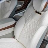 Hyundai Vision G Coupe Concept seats