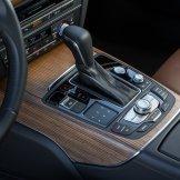 2016 Audi A7 Gear Shift