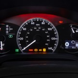2016 Lexus CT Hybrid dashboard