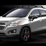 Chevrolet Trax Red Line