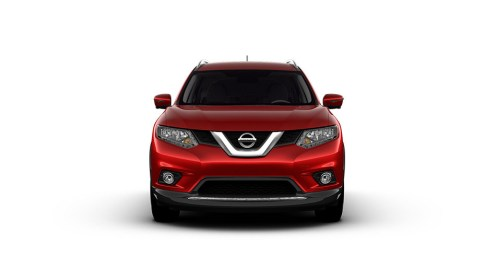 2016 Nissan Rogue Front