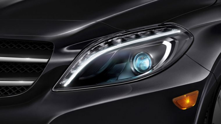 Bad Led Headlights Mercedes-benz's Sensual Purity Design Philosophy Explained