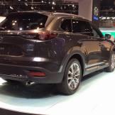 2016 Mazda CX-9 at 2016 Chicago Auto Show