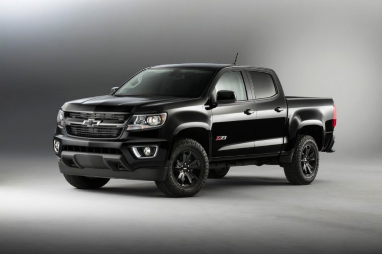 Chevy Offers New Midnight Special Editions for Its Popular Truck