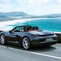 Porsche released a press release saying it will be bringing 3 new vehicles to the 2016 New York International Auto Show, including the 718 Boxster