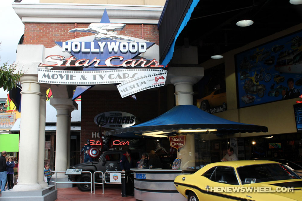 Strip Trap Gatlinburg's Hollywood Star Cars Museum Review & Visitor