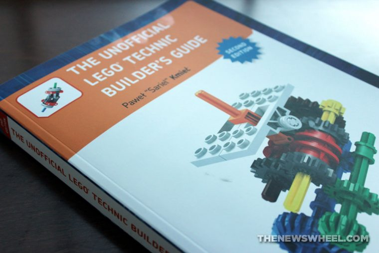 The Unofficial LEGO Technic Builder\u0027s Guide - Book Review - The News