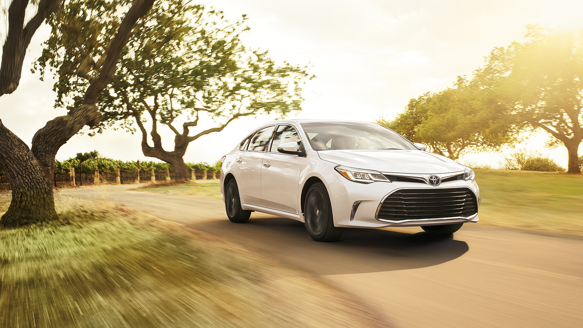 Car Lineup Wallpaper 2017 Toyota Avalon Overview The News Wheel