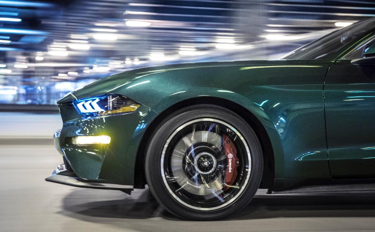 Honda Car Logo Wallpaper 480 Horsepower 2019 Ford Mustang Bullitt Gets 46 595