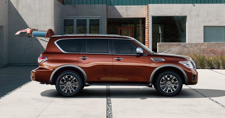 Nissan Armada Praised for its Towing Capability by US News  World
