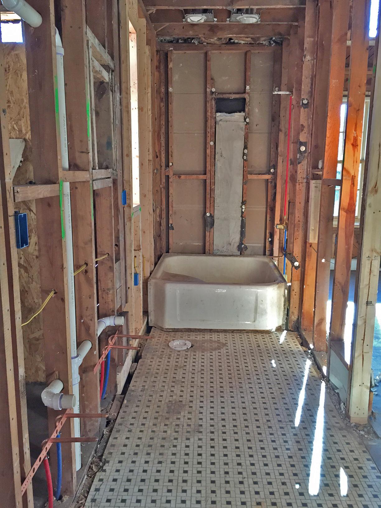 Bathroom Sink Rough In Plumbing Diagram Amp Bathroom Drain Vent