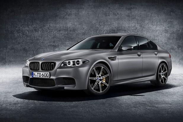 'BMW M5'