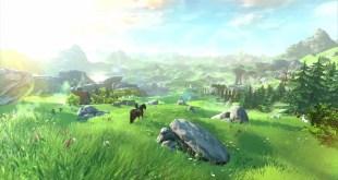 Legend of Zelda: Breath of the Wild screenshot in game