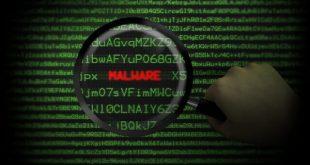 A malware attack