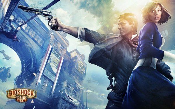 Video game Bioshock promo image