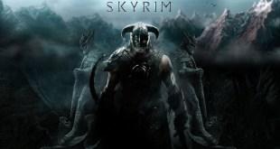 The poster of The Elder Scrolls V: Skyrim