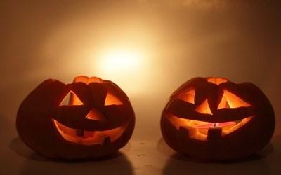 Halloween-scary-pumpkins