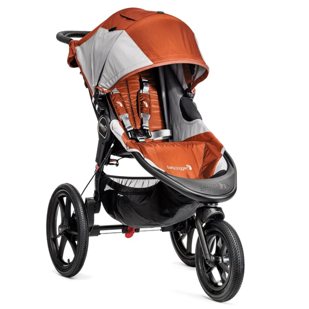 Jogging Stroller How To Use The Best Jogging Stroller S Baby Jogger Summit X3