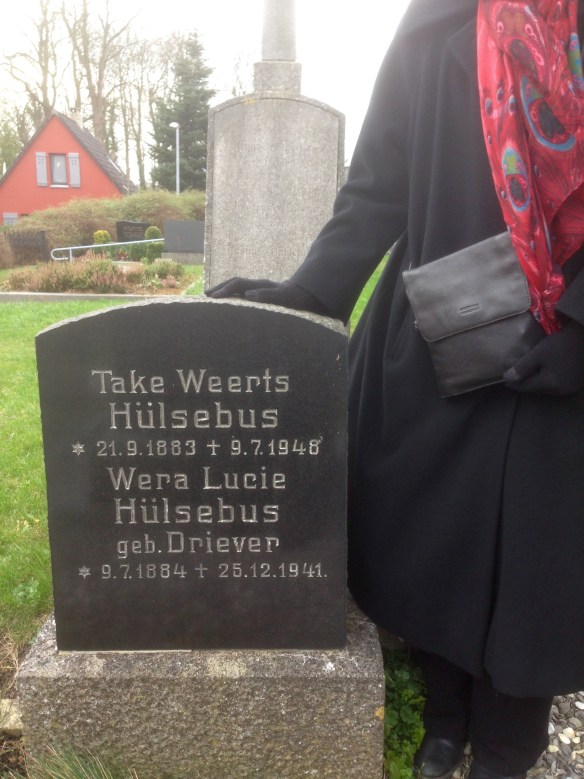 Given her birth date, Taka Weerts was likely a cousin of my grandfather.