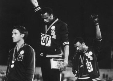 Silent Protest, 1968 Olympics