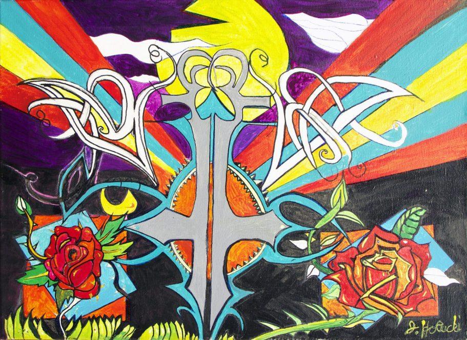 James Horucki painting 1
