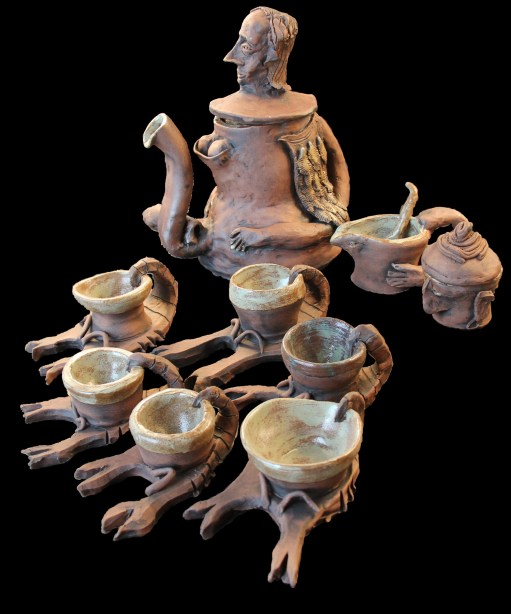 corwin cherwonka, Tea Set 1