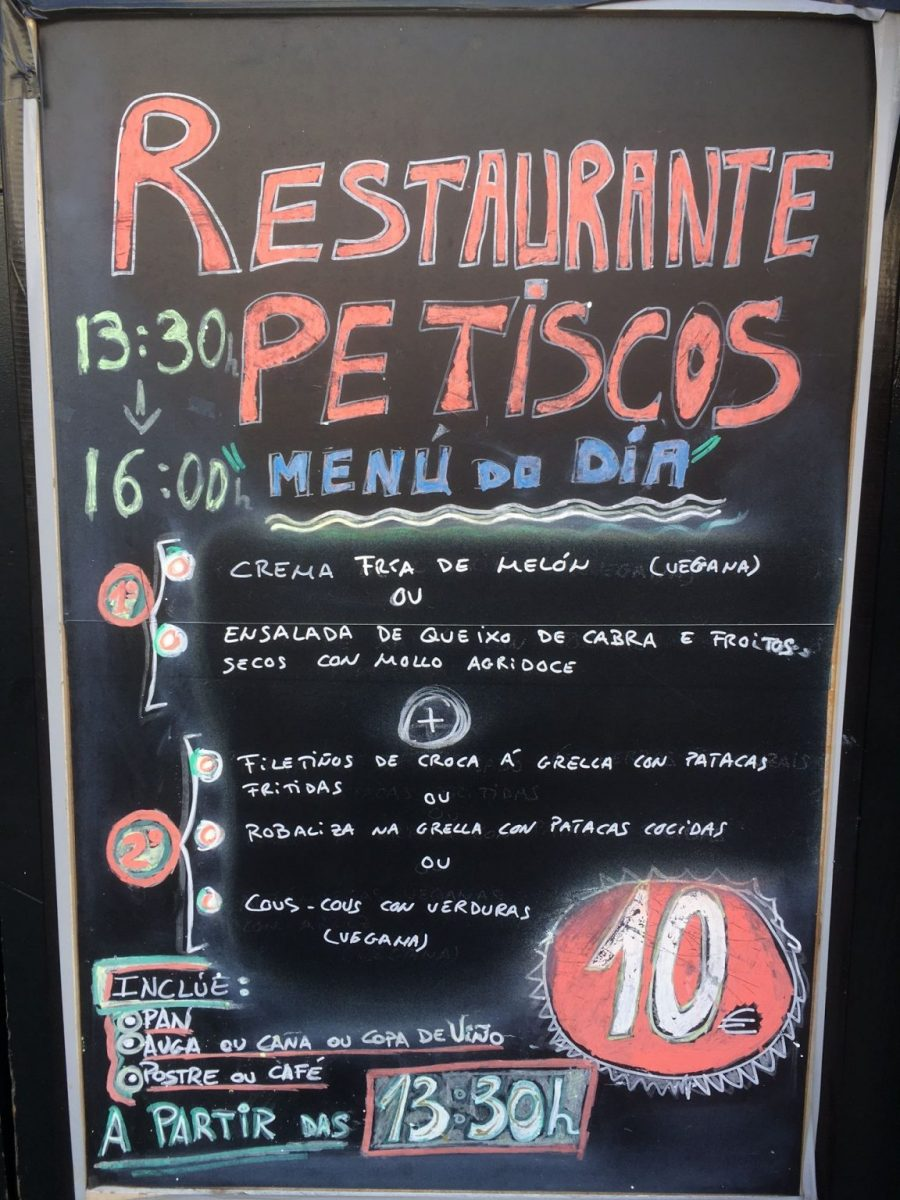 Camino Dessert Menu 6 Tips For Eating Vegan On The Camino De Santiago The Nomadic Vegan
