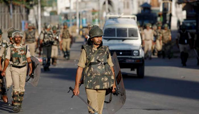 Over 3300 security personnel injured in Kashmir violence