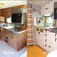 Vintage Camper turned Glamper - DIY Renovation