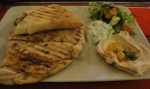Tarboush Sandwiches
