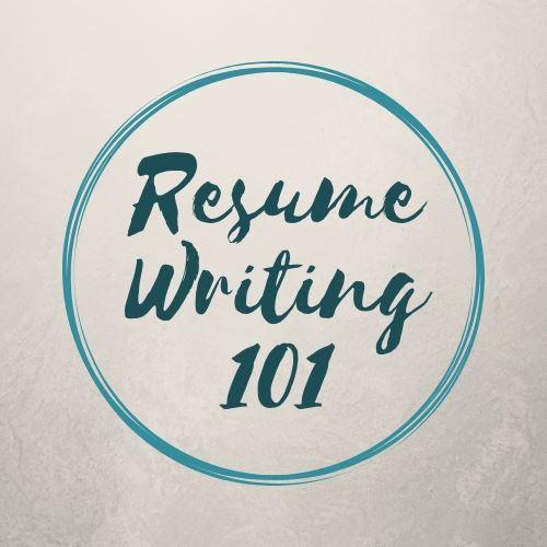 National Résumé Writers\u0027 Association - Resume Writing 101 Self