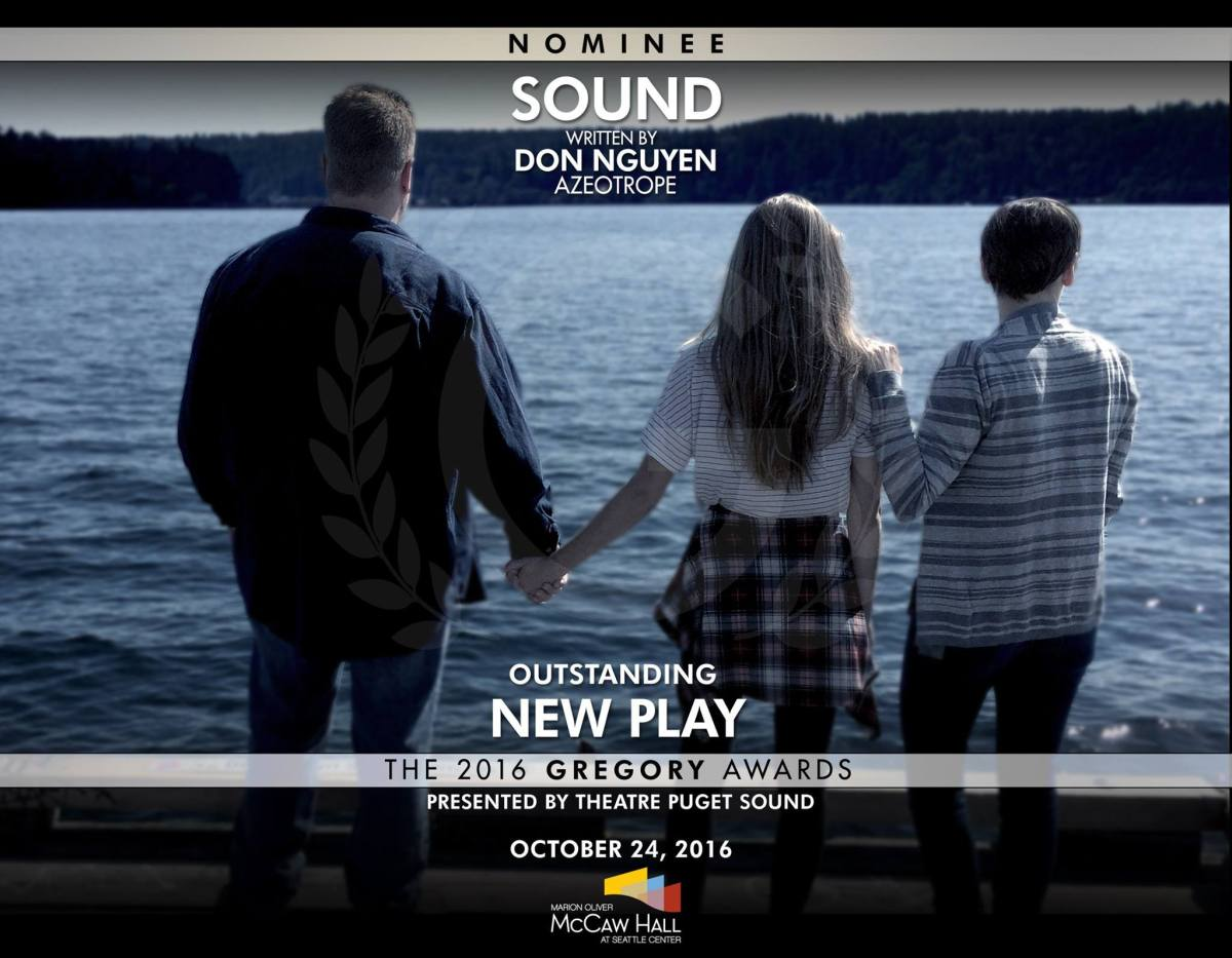 SOUND nominated for Outstanding New Play