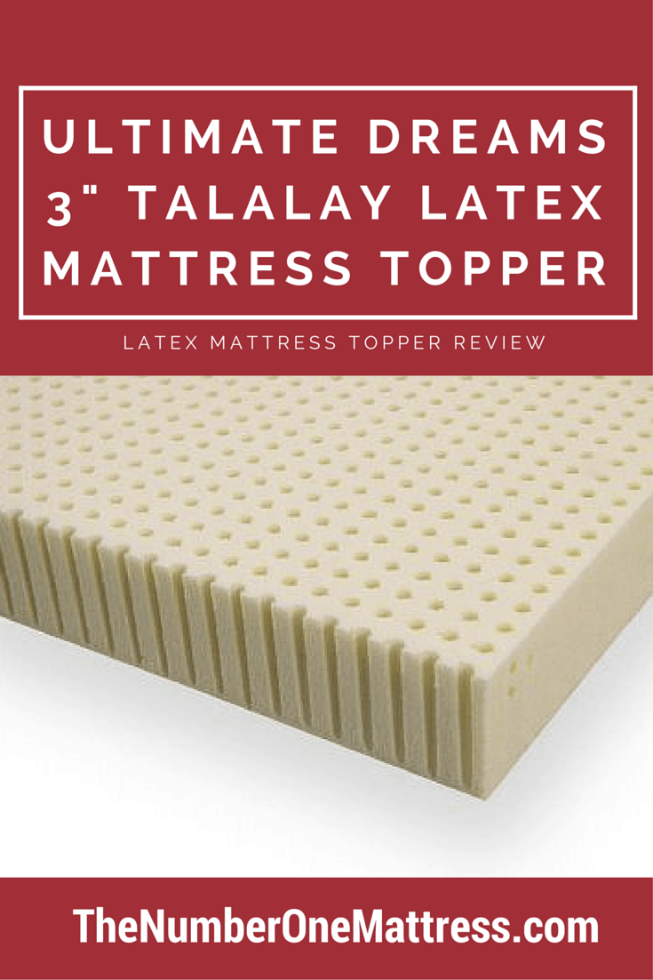 Bamboo Mattress Topper Review Ultimate Dreams King 3